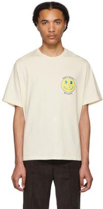 Wonders White Dont Worry T-Shirt