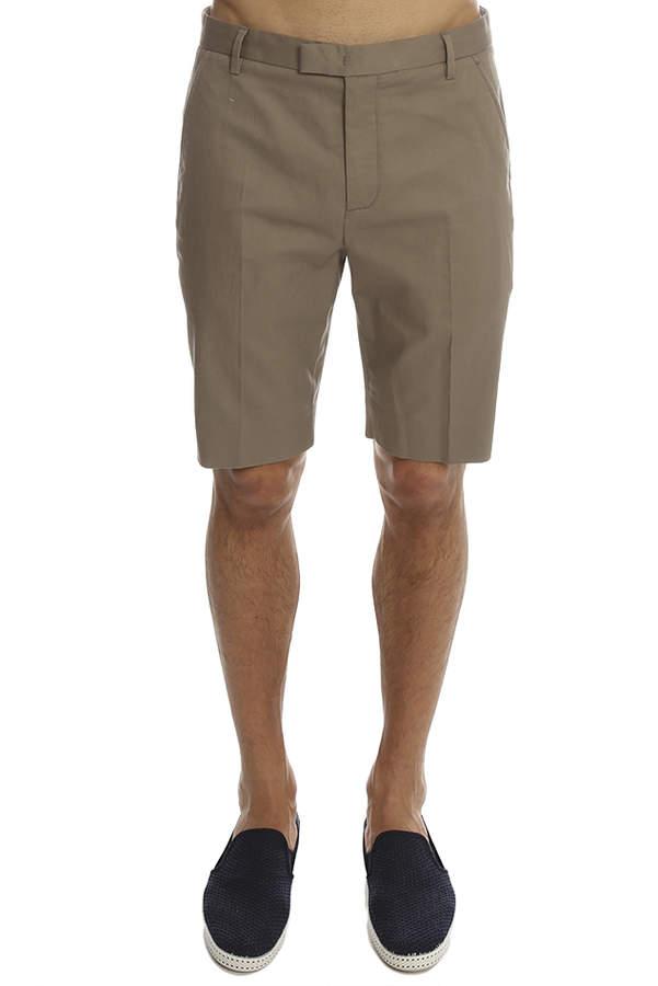Helmut Lang Straight Leg Trouser Short