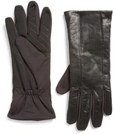 URBAN RESEARCH Women's U|R Leather Tech Gloves