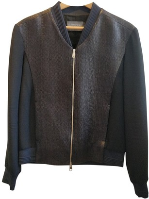 Antipodium Blue Jacket for Women