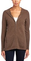 Sofia Cashmere sofiacashmere Sofiacashmere Cashmere Long Hoodie With Pockets.