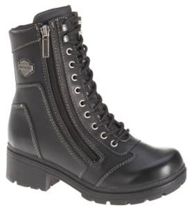 Harley-Davidson Women's Tessa Lug Sole Boot Women's Shoes