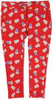 Little Marc Jacobs Sale - Popcorn Milano Slim Trousers