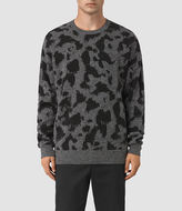 Allsaints Montauld Crew Jumper