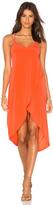 Bella Luxx Low Cut Midi Dress