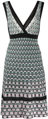 Missoni Pre-Owned 2000s Knitted Dress