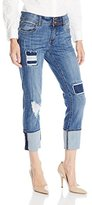 KUT from the Kloth Women's Cameron Straight Leg Jean In Extreme