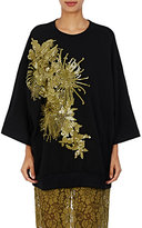 Dries Van Noten Women's Holtan Embellished Sweatshirt