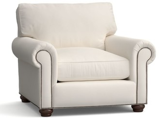 Pottery Barn Webster Upholstered Armchair