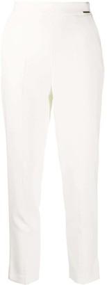 Elisabetta Franchi Straight Leg Trousers