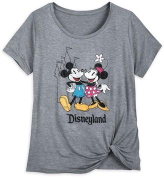 Disney Mouse Fashion T-Shirt for Women Disneyland