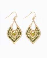 Charming charlie Moroccan Drop Earrings