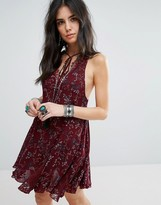 Free People French Girl Print Dress