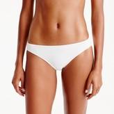 J.Crew Bikini bottom in Italian matte
