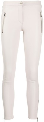 Arma Mid-Rise Skinny Trousers