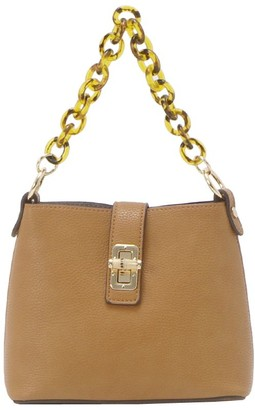 UN Billion Square Crossbody Bag with Handle - Clara