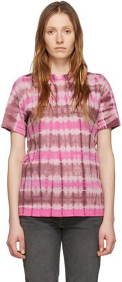 Etoile Isabel Marant Pink Dena T-Shirt