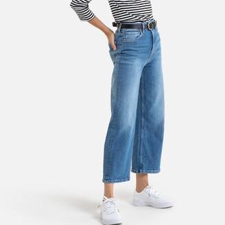 Pepe Jeans Wide-Leg Lexa Sky High Jeans with High Waist