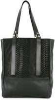 Danielle Foster Kelly tote - women - Suede - One Size