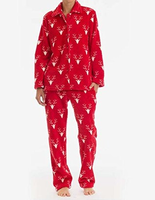 Joe Boxer Women's Grandmas Knit Pajama Set Sleepwear