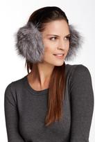 Surell Genuine Fox Fur Earmuff