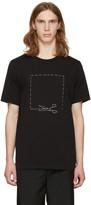 Rag & Bone Black Scissors T-shirt