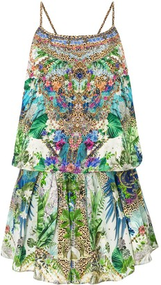 Camilla Moon Garden playsuit