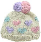 Esprit Baby Girls' Knitted Beanie Hat