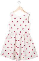 Kate Spade Girls' Carolyn Ladybug Print Dress