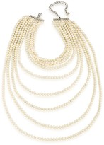Carolee Beaded Necklace, 22""