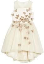 Nanette Lepore Girl's Nanette Lapore Butterfly Dress