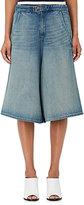 6397 Women's Cotton-Linen Wide-Leg Shorts