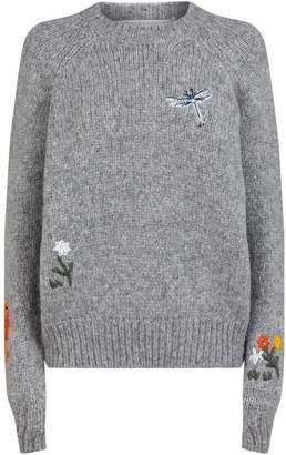 Stella McCartney Embroidered Sweater