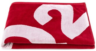 DSQUARED2 Logo Beach Towel