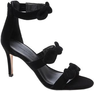 Banana Republic Velvet Bare High-Heel Sandal