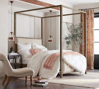 Pottery Barn Toulouse Canopy Bed