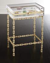 Global Views PARSHLEY TRINKET SIDE TABLE
