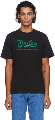 Martine Rose Black Probably The Best T-Shirt