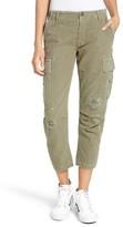RE/DONE Women's Cargo Pants