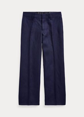 Ralph Lauren Linen Suit Trouser