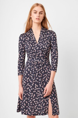 French Connenction Eloise Meadow Wrap Dress