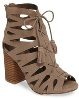 Mia Women's Cara Lace-Up Gladiator Bootie