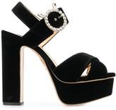 Charlotte Olympia platform sandals