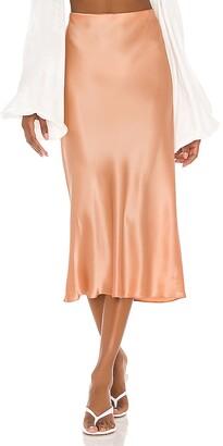 Amanda Uprichard Edie Slip Skirt
