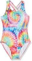 Olympia Girl's Mädchen-Badeanzug Kids Swimsuits