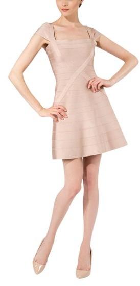 Herve Leger Makayla Dress
