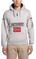 Geographical Norway Men's GYMCLASS ASSOR B Printed Long sleeve Sweatshirt - -