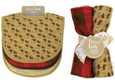 Trend Lab 7-pc. Bib & Burp Cloth Set