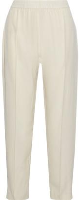 Joseph Dalton Washed-silk Tapered Pants