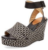 Matt Bernson Bahia Rope Wedge Sandal